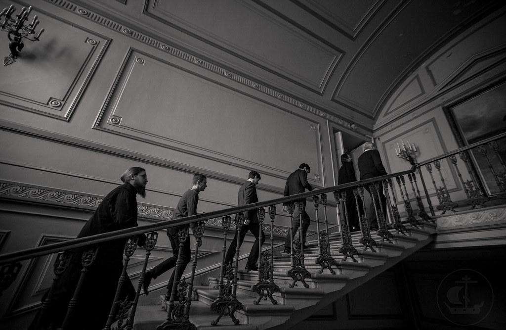 17 апреля 2018, Визит в ИРЛИ (Пушкинский Дом) РАН / 17 April 2018, The visit to the Russian Literature Institute (The Pushkin House)