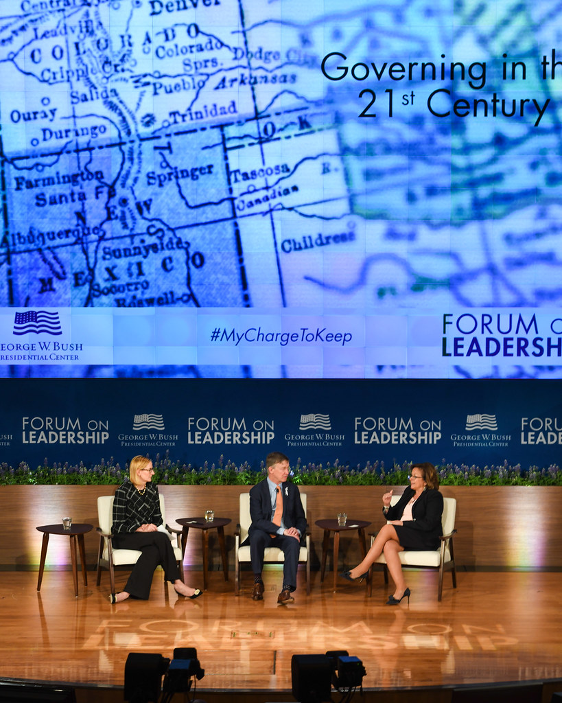 2018 Forum on Leadership | The Bush Center's Forum on Leader