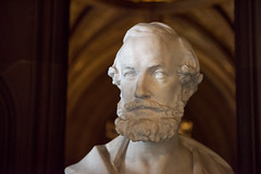 Bust of Thomas Goadsby