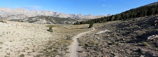 0962 Up in the Bighorn Plateau south of Tyndall Creek, looking north on the John Muir Trail | by _JFR_