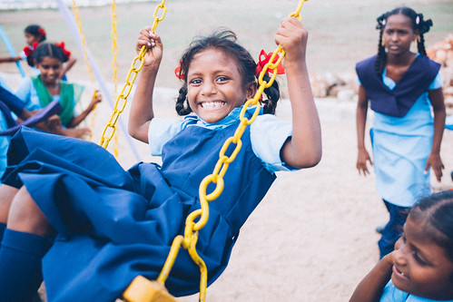 India school year off to a strong start, new playground and other campus improvements complete; six girls graduated now in college | by Peace Gospel