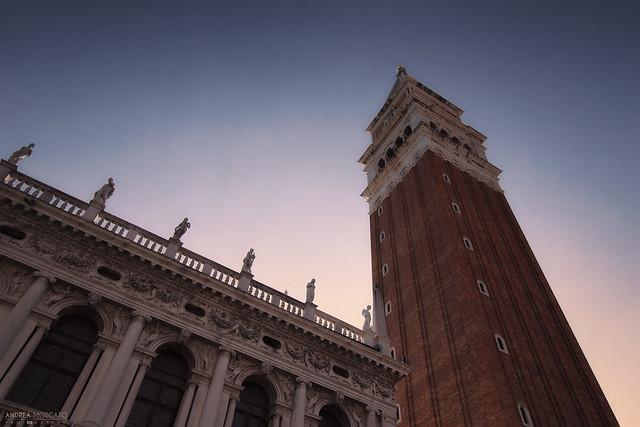 Campanile di San Marco - Venezia (Italy)