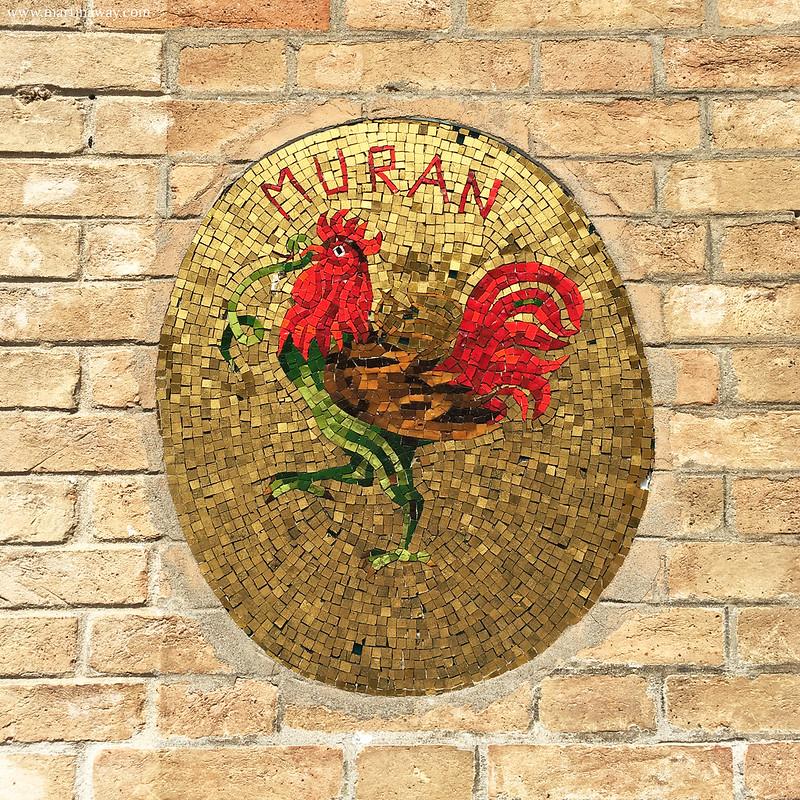 Il galletto di Murano