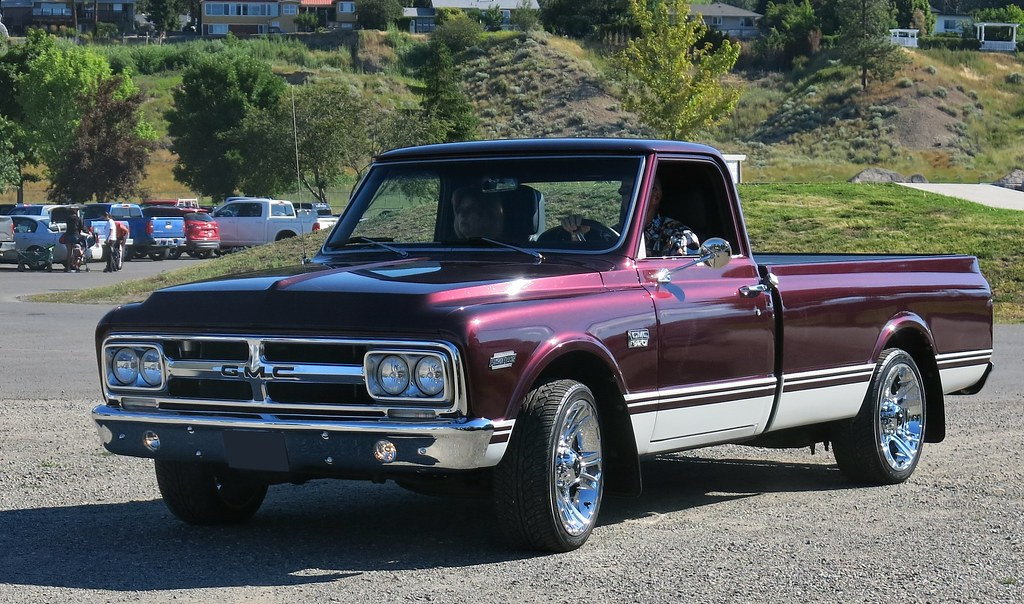 1967 GMC 920 pickup truck | Custom_Cab | Flickr