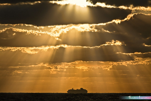 Atlantic Ocean at Dawn *A Beautiful Nature*