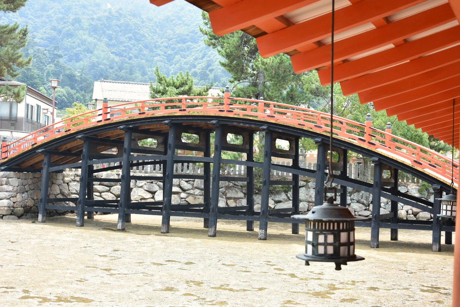 Miyajima - Itsukushima-jinja