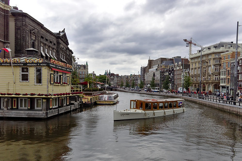 Amsterdam canal I | by martinie.ryan