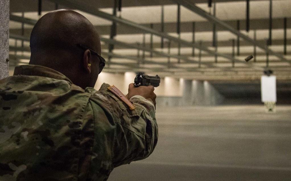 143d ESC zeroes in to improve marksmanship