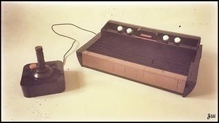Retro home video game - Atari | by jarekwally