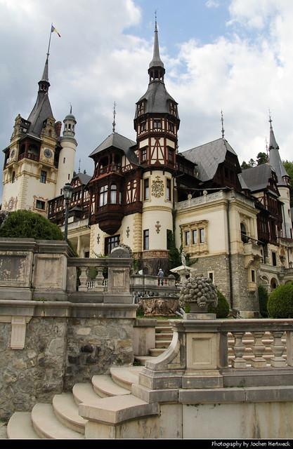 Castelul Peleș, Sinaia, Romania