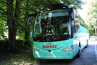 Barnes Coaches, Swindon. YT17 EZL | Irizar i6 C60Ft, new ...