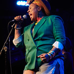 Mon, 09/07/2018 - 9:33pm - Deva Mahal and her band at City Winery in New York City, 7/9/18. Hosted by Rita Houston. Photo by Gus Philippas/WFUV