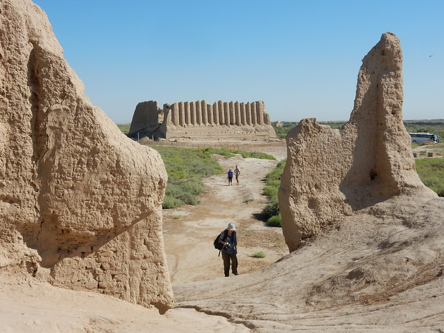 Ancient Merv, oldest and best-preserved oasis-city along Central Asia's Silk Route