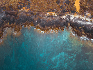 Lava beach / Lava Strand | by wuestenigel