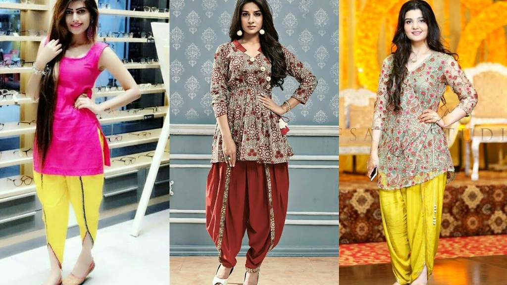 4bec258147 ... Top Class Tulip Shalwar Design With Beautiful Dress Collection For  Punjabi Girls | by The Beauty