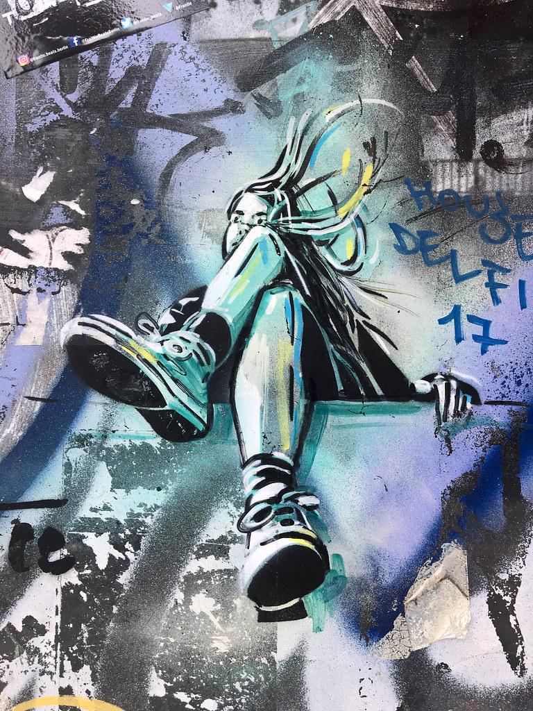 alice pasquini in Kreuzberg