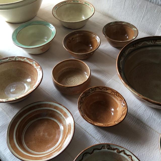 Töpferei Klett-Drechsel, Fredelsloh - Pottery. See www.kunsttoepferei.de