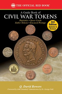 Guide Book of Civil WarTOkens 3rd Ed cover