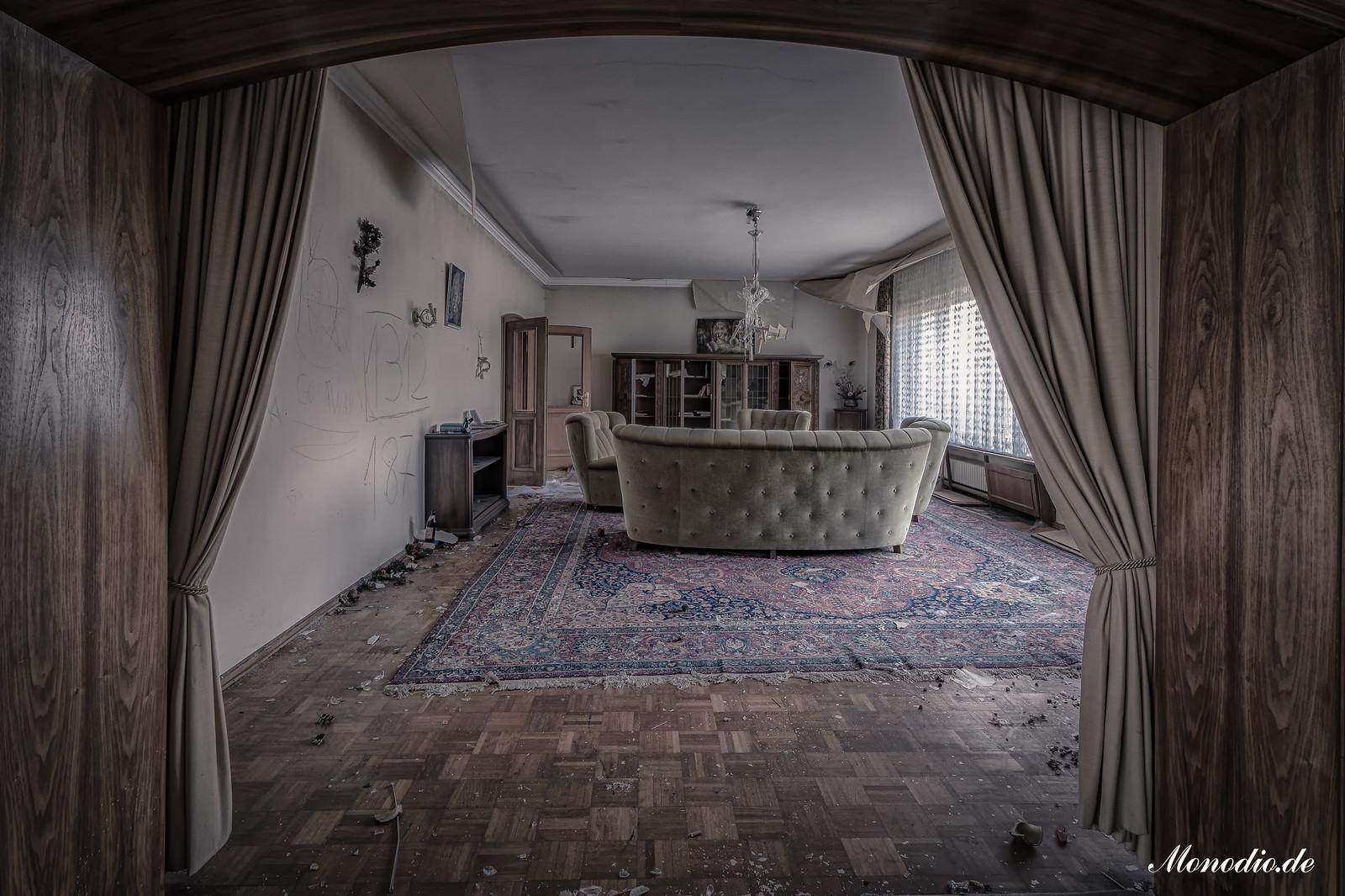 Die Villa des Internisten