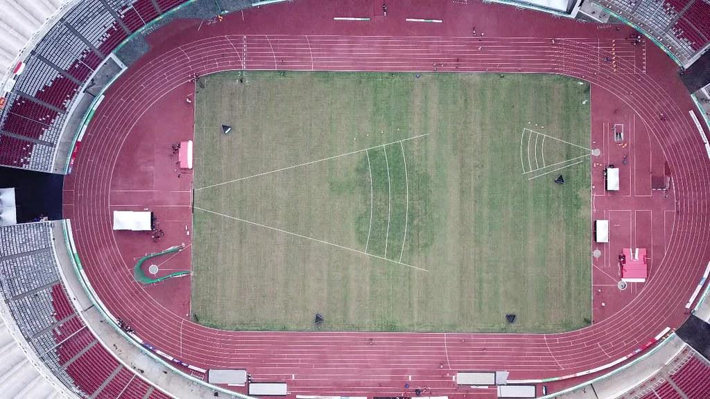 Gelora Bung Karno Stadium, Jakarta