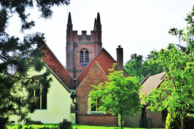 St Mary's Church, Eversley