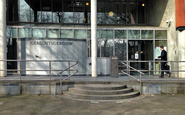 Groningen: city courthouse