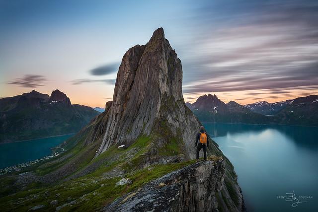 Segla Mountain Norway {explored}