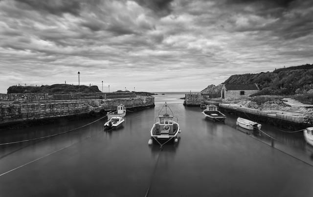 Ballintoy Harbour, Northern Ireland
