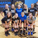 Barton Volleyball vs Alumni - 2018