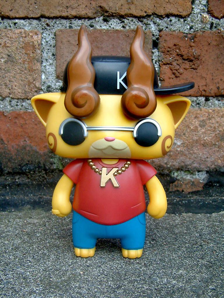 KOMAJIRO | Hip-Hop Hero (Electronic Toy) 7