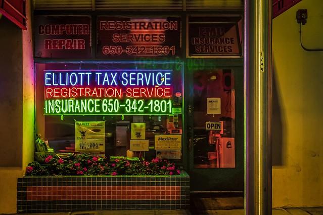 Elliott Tax Service...