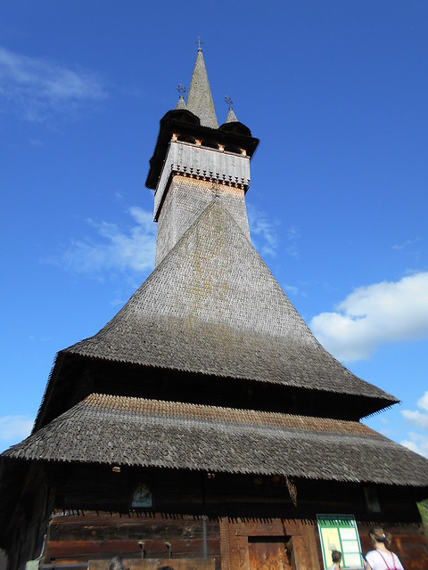 chiesa, legno, UNESCO, Budești, Romania