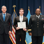 Vi, 07/27/2018 - 14:30 - On July 27, 2018, the William J. Perry Center for Hemispheric Defense Studies hosted a graduation ceremony for its 'Defense Policy and Complex Threats' and 'Cyber Policy Development' programs. The ceremony and reception took place in Lincoln Hall at Fort McNair in Washington, DC.