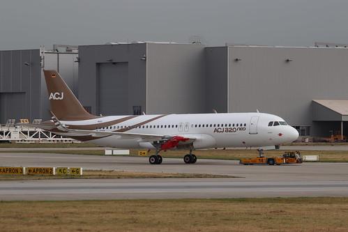 A320NCJ Acropolis Aviation G- | by XFW-Spotter