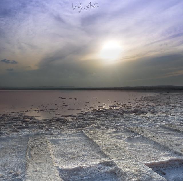 Laguna Rosa.