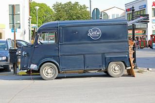 1974 Citroen Hy  - van Food Truck Conversion