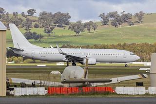 Virgin Australia (VH-VOR) Boeing 737-8FE(WL) at Wagga Wagga Airport | by Bidgee
