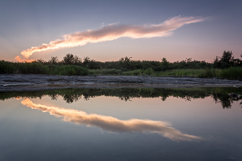 cloud nature landscape water ohio sidecutmetropark lucascounty canon kmsmith reflection maumee maumeeriver