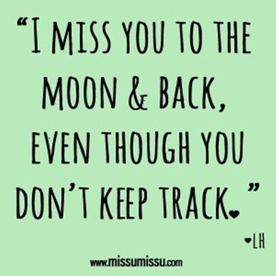 Motivational Quotes : 50 Cute Missing Someone Quotes and S ...