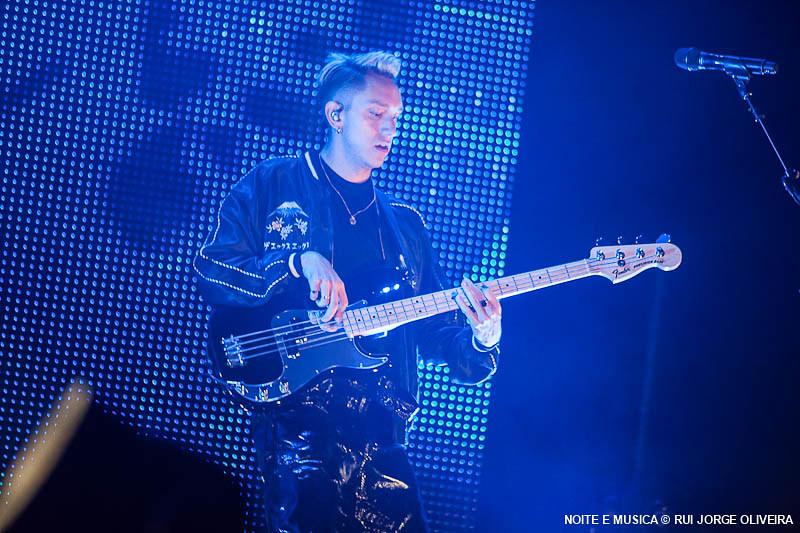 The xx - Super Bock Super Rock 2018