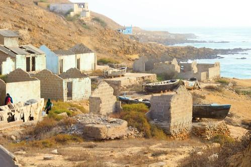village rural karachi pakistan beach abandoned bhitkhori mubarakvillage sindh coast sea seascape