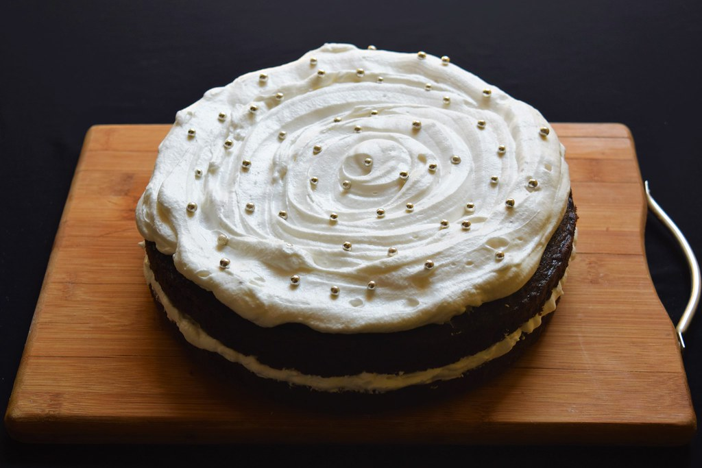 Image result for whipped cream cake