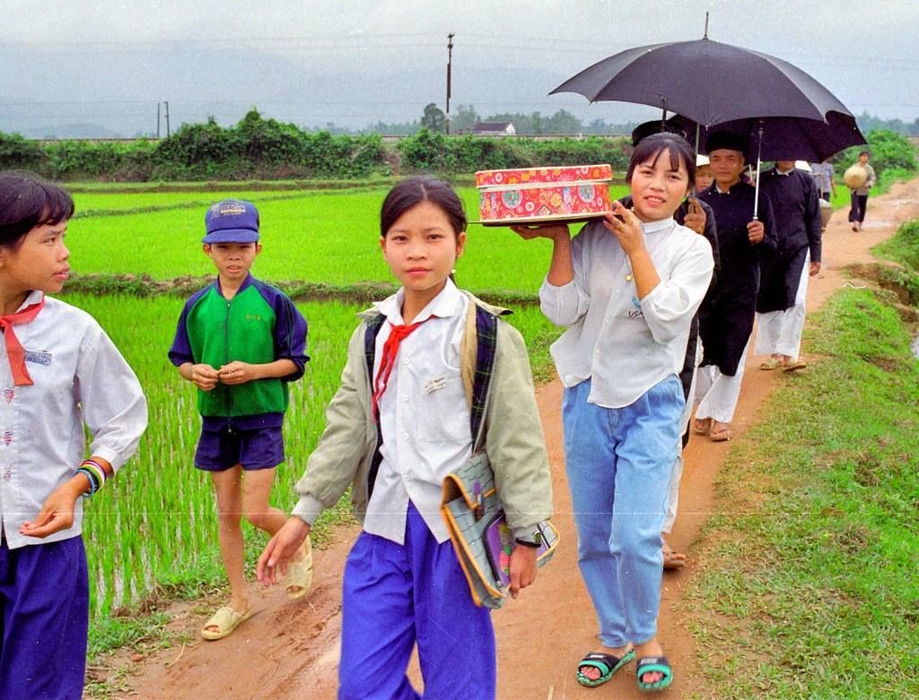 viet_centre_031 : préparation de mariage à la campagne, Vietnam Centre