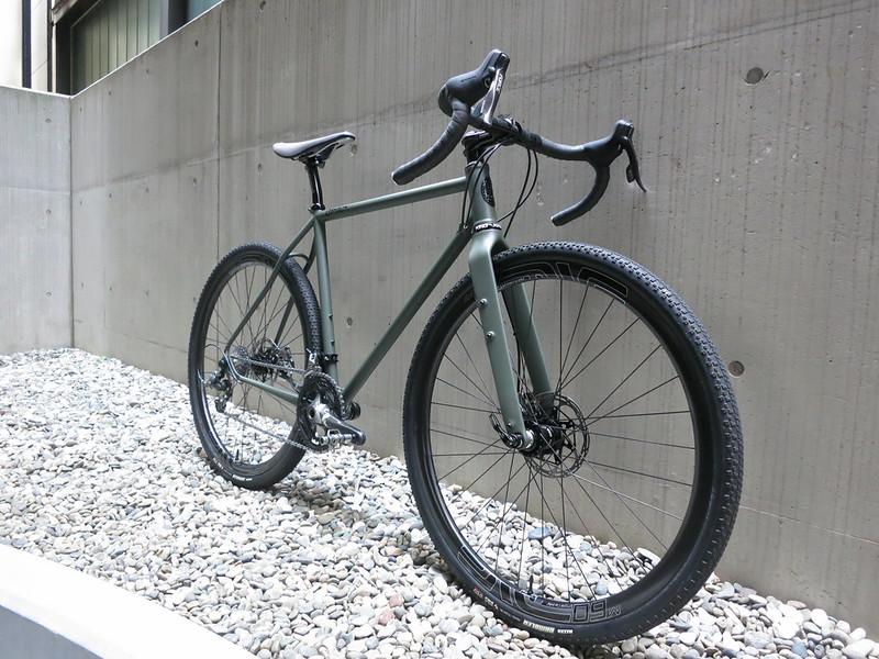 Corner Bikes Gravel Road 2