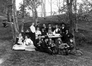 Wedding, 1904.