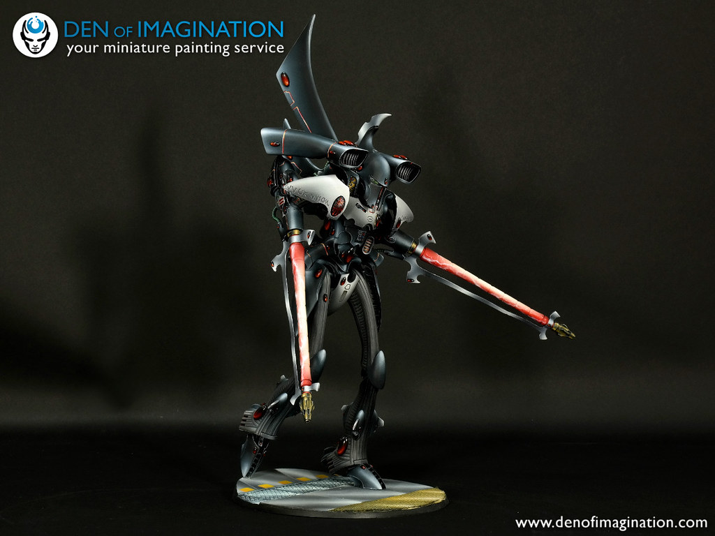 Titan | Den of Imagination - Your Miniature Painting Service
