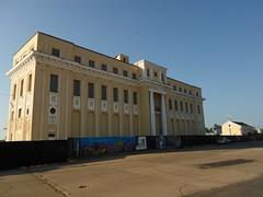 Antigo prédio da RFFSA