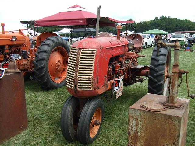 1950 Cockshutt type 30 tractor
