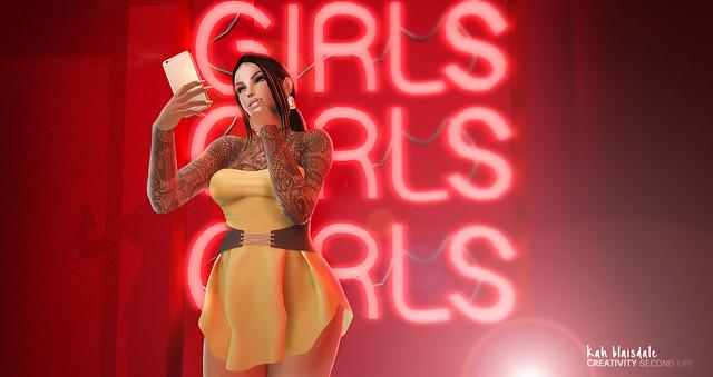 •737 GIRLS GIRLS