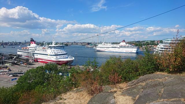 View from Fåfängan